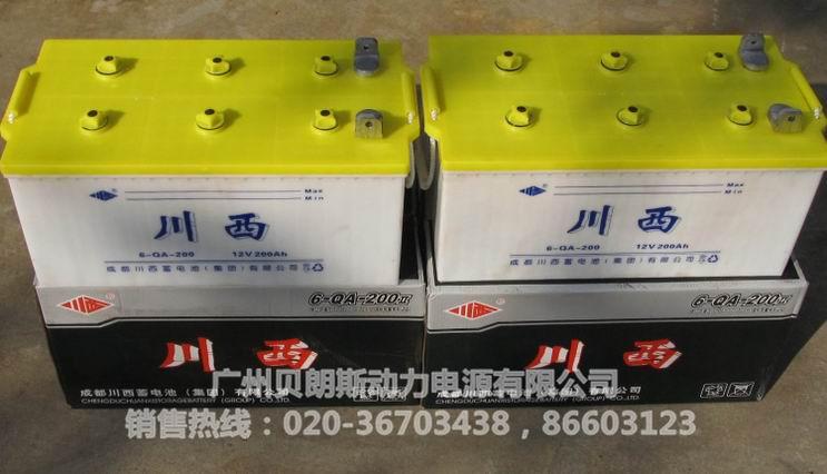 川西电瓶价格 川西蓄电池批发